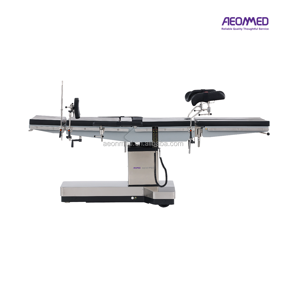CE Marked Mechanical Manual surgical Operating Table Aegistab OP750