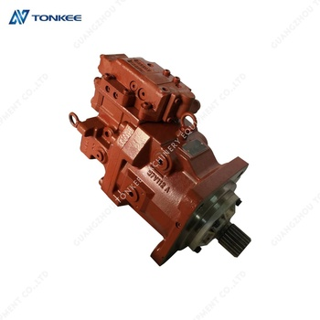 genuine new M7V112CA47 M7V112AC47-AC1H3XXXN KPM piston pump SR155C10 rotary drilling rig hydraulic main pump suitable for SANY
