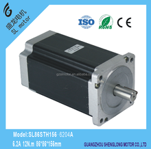 Nema34 stepper motor with high torque ,CE and ROHS.SL86STH156-6204A