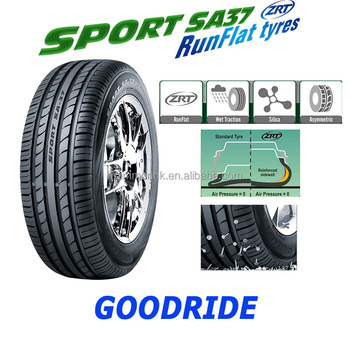 Goodride Westlake Good Quality Sport Bulletproof Runflat Car Tire