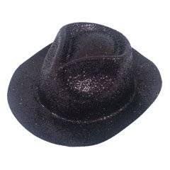 LKXHarleya Adult Sequins Fedora Jazz Hats Glitter Paillette Costumes Party Dance Cap