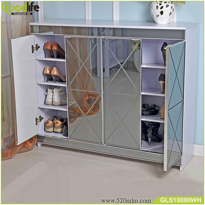 Home Furniture Corner Storage Shoe
