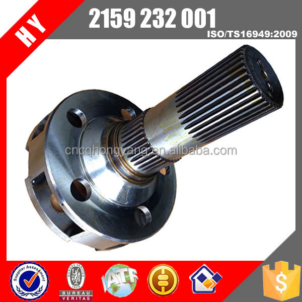 howo heavy duty truck spare parts Output Shaft Planetary Carrier for 5S-150gp gearbox 2159232001