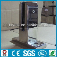 Square stainless steel glass pool fence/balustrade spigot spigot made in