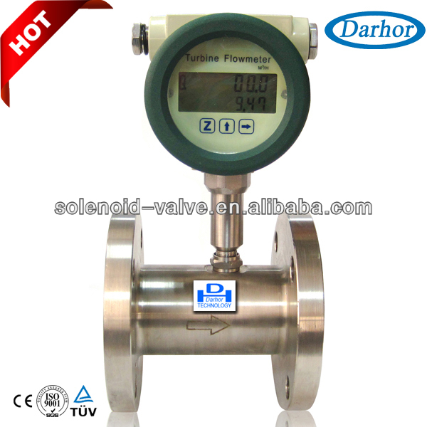 DH500 Cost-efficient water flow totalizer meter