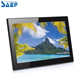 13.3 inch Flush Mount Wall Mount Android Tablet Support external 3G USB dongle