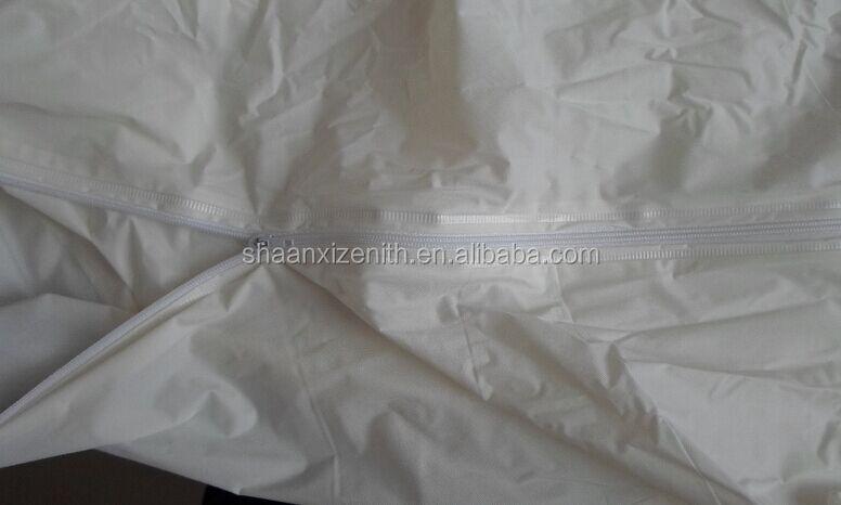 Bed Bug Allergy Relief Waterproof Zippered Vinyl Mattress Cover//Protector 4 Size