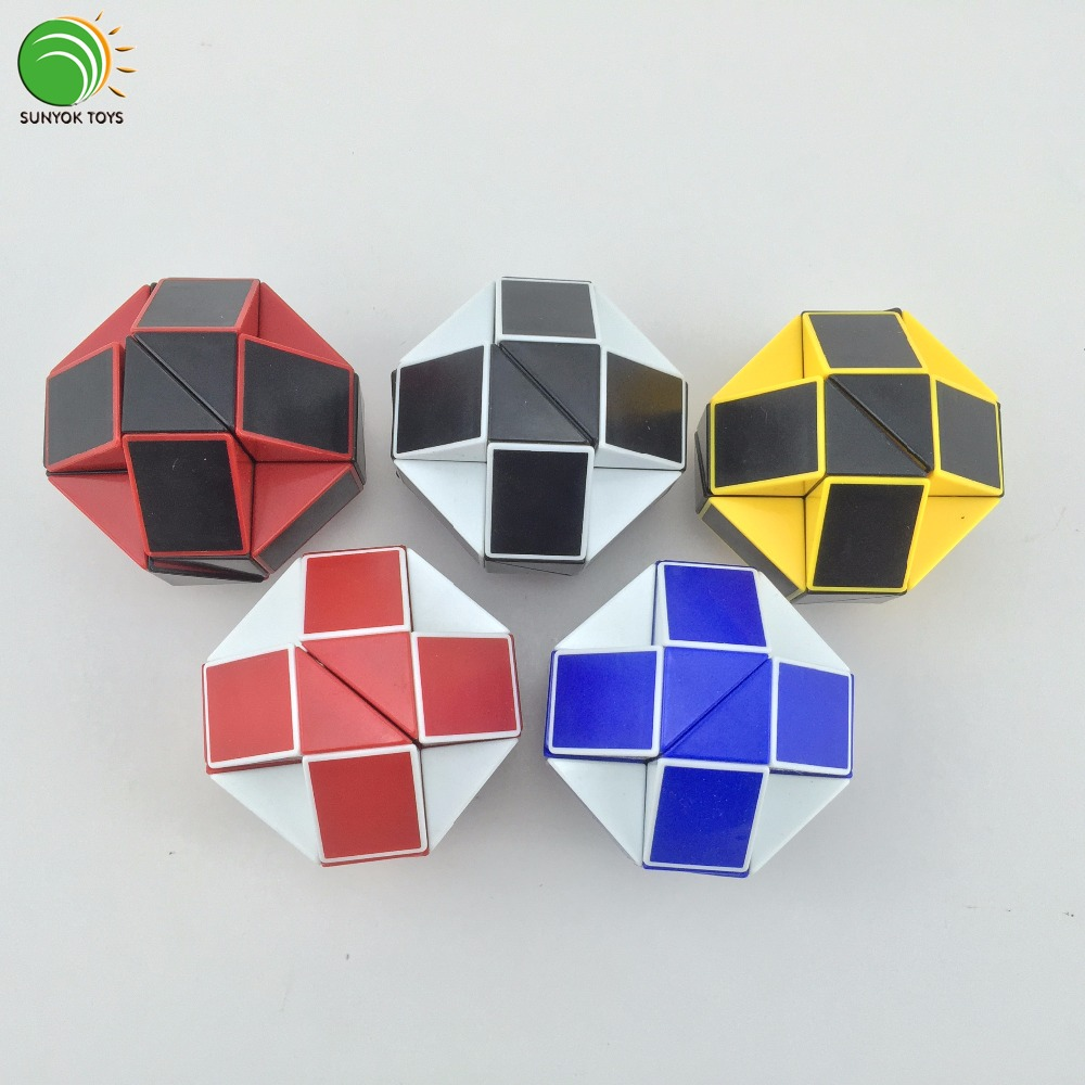 ShengShou snake plastic magic cube