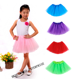Hot New Girl Fashion Petticoat Tutu Skirts For Wholesale