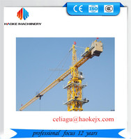 Self Rising High Quality Square Steel Tower Crane TC4208