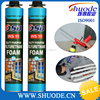 Low Temperature rigid Materials Polyurethane foam Filler for Roof Connecting