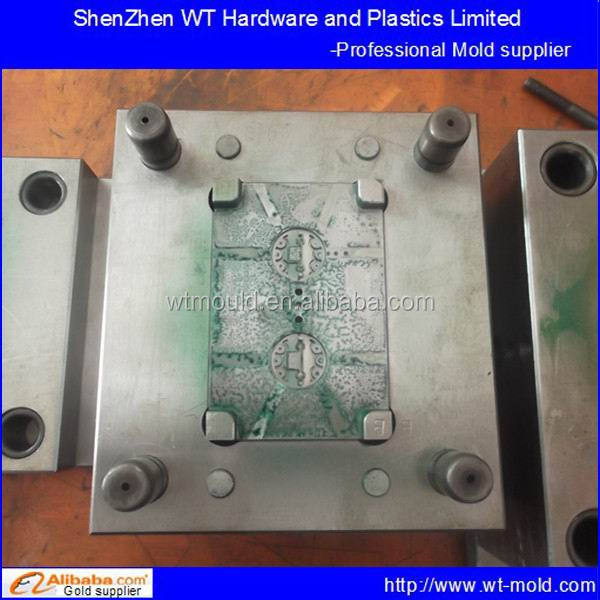 heat hard treatment plastic mould with high quality