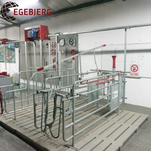 Sow Gestation Cage/ Adjustable Insemination Stall