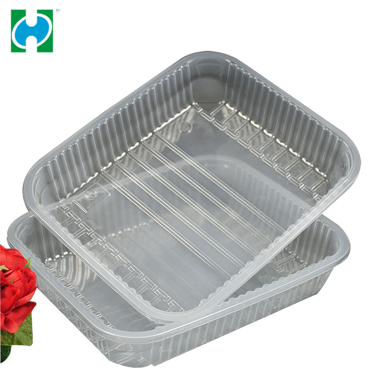 2020 New Design Plastic Egg Tray Stackable Plastic Trays Colorful Egg Tray