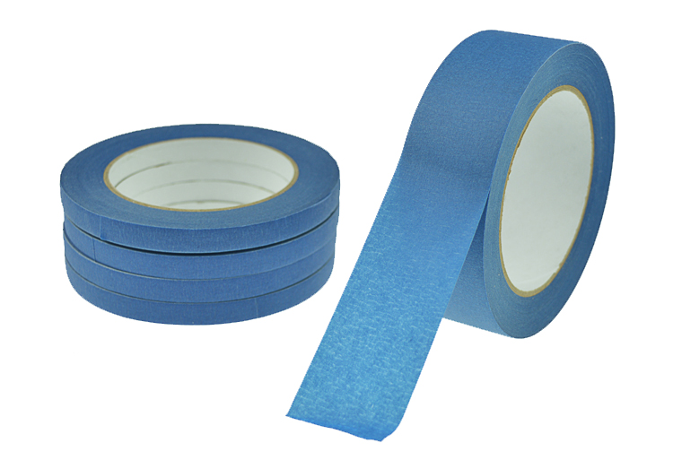 2017 hot selling Alibaba express small <strong>rolls</strong> tear by hand good quality masking tape