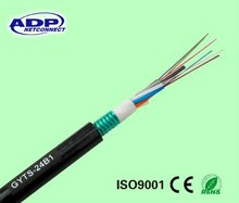 2-288cores GYTS/GYTA G652D Fiber Optic Cable