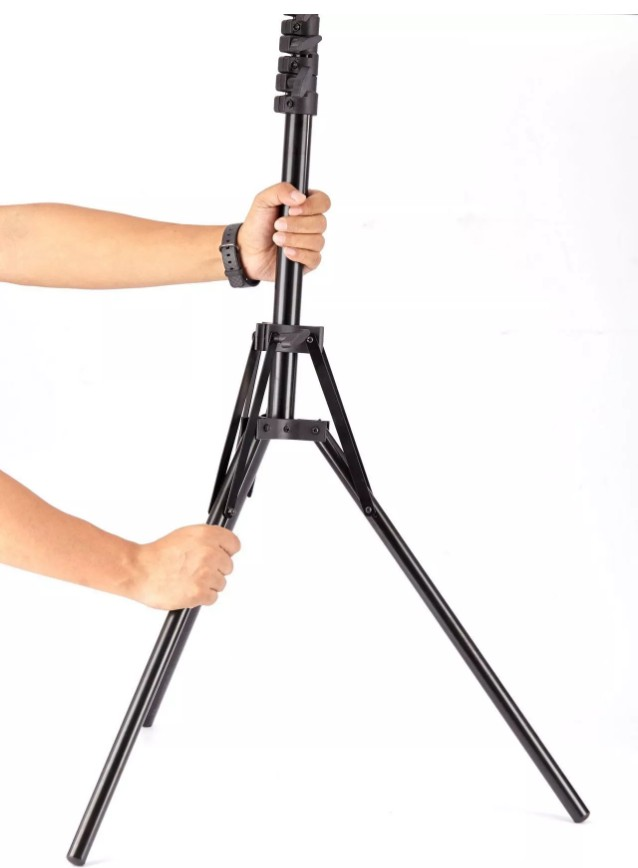 180cm reverse Light Stand Tripod Video With 1/4 Screw Head Bearing Weight 5KG For Camera Studio Softbox Flash Reflector Lighting