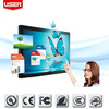 New arrival education use portable finger touch interactive whiteboard Anti-glare OEM odm