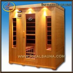 Sauna de infrarrojos del panel de control digital salas de - Productos para sauna ...
