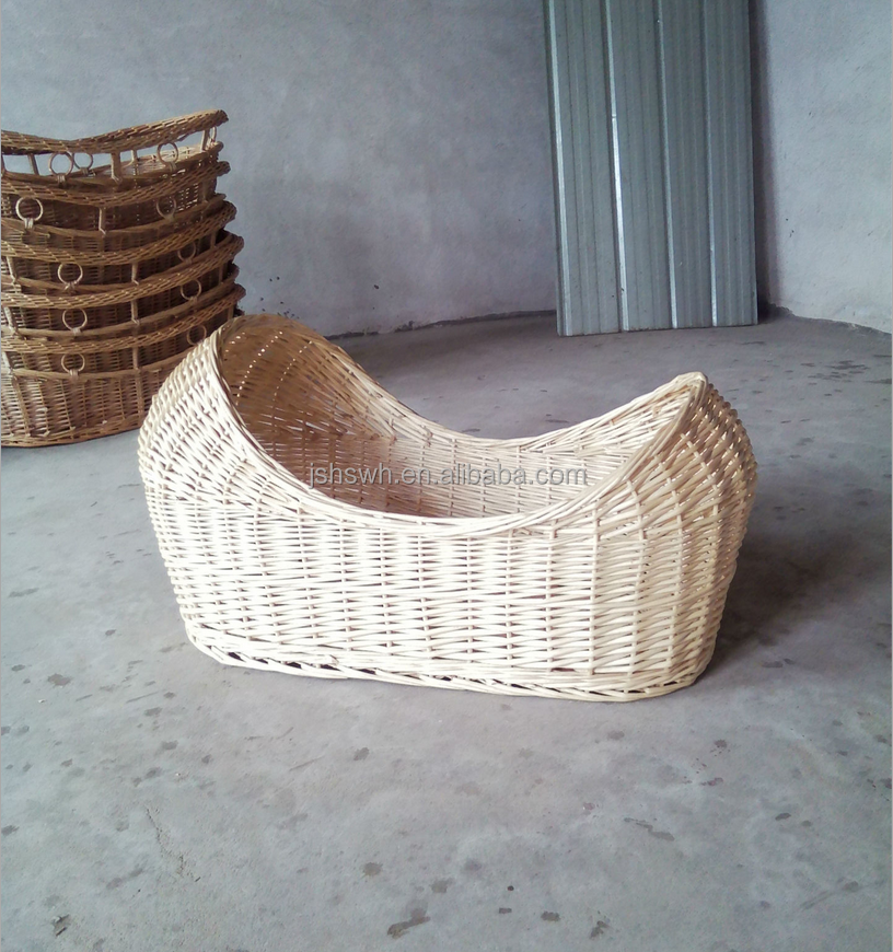 Baby Pod wicker basket