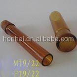 #14 male and female glass ground joints