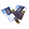 Wholesale cheap cost flip credit card usb stick 8gb 16gb 32gb Christmas Gift pen drive plastic business card memory stick