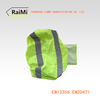 Outdoor Sports Safety Equipment Waterproof Rain Cover School Backpack Cover Reflective Bag Cover