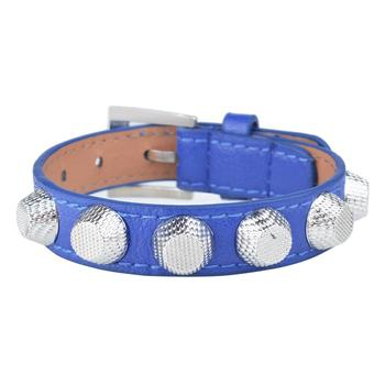 Hot Fashion Bracelets  Rivet Jewelry Wristband Leather Bracelets For Unisex
