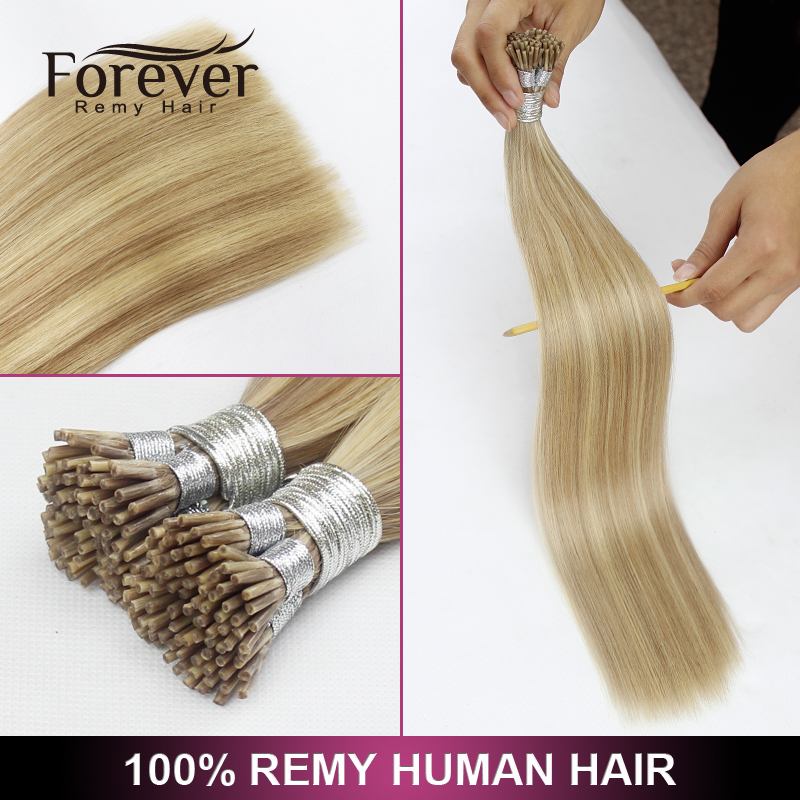 Factory double drawn aliexpress piano color straight 100 remy human pre-bonded hair extensions