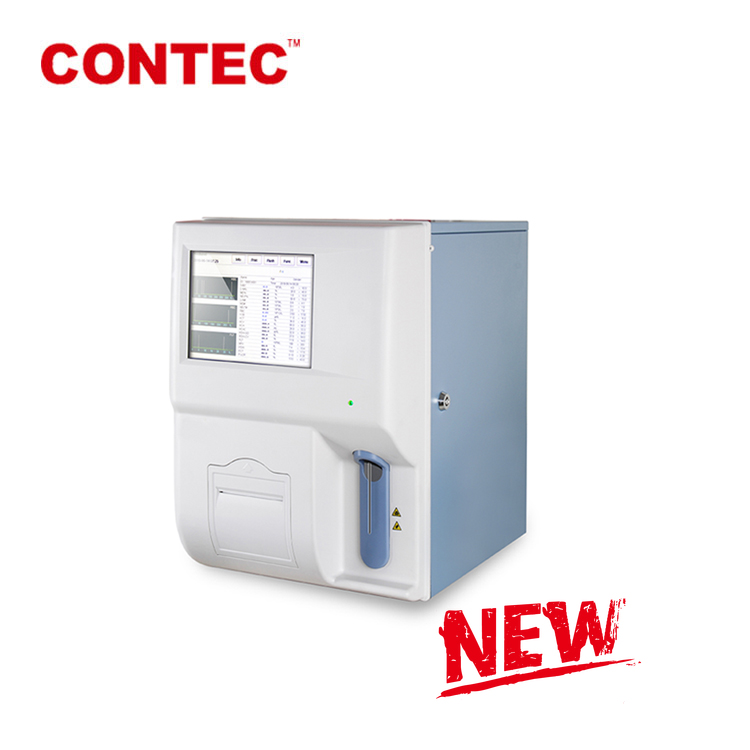 Manufacturer CONTEC HA3100 cheap portable fully automated hematology analyzer price 3 parts
