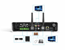 Nuovo per Smart TV <span class=keywords><strong>Box</strong></span> Media Center Home Theater k Canto con Strumenti Musicali/Chitarra <span class=keywords><strong>IPTV</strong></span> <span class=keywords><strong>Box</strong></span> 4 Altoparlanti e Subwoofer