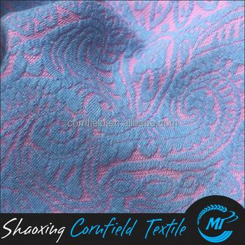Elastic Polyester Acrylic Blend Fabric