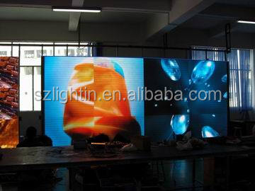 3x video full hd led screen p5 , outdoor 3D hd led video wall p1 p2 p3 , front mounting led module smd p4 p5 outdoor