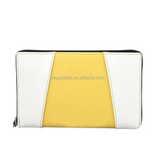 WA8135 New model fashion designer OEM factory ladies long PU wallet