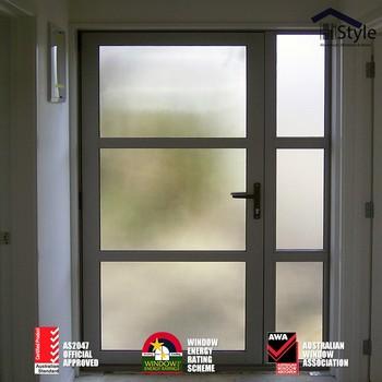 Hi Style Interior Doors With Half Glass White Alibaba Aluminum