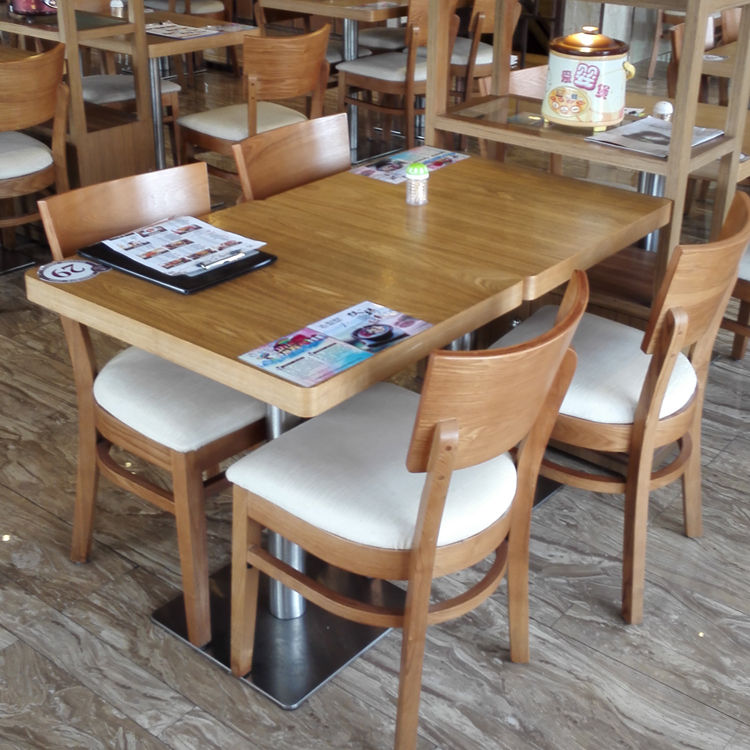 (SP-CS337) Modern design furniture wood restaurant used dining chairs
