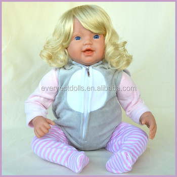 Baby Doll Wigs Blonde Wig For Doll And Daily Life Wearing Buy Baby