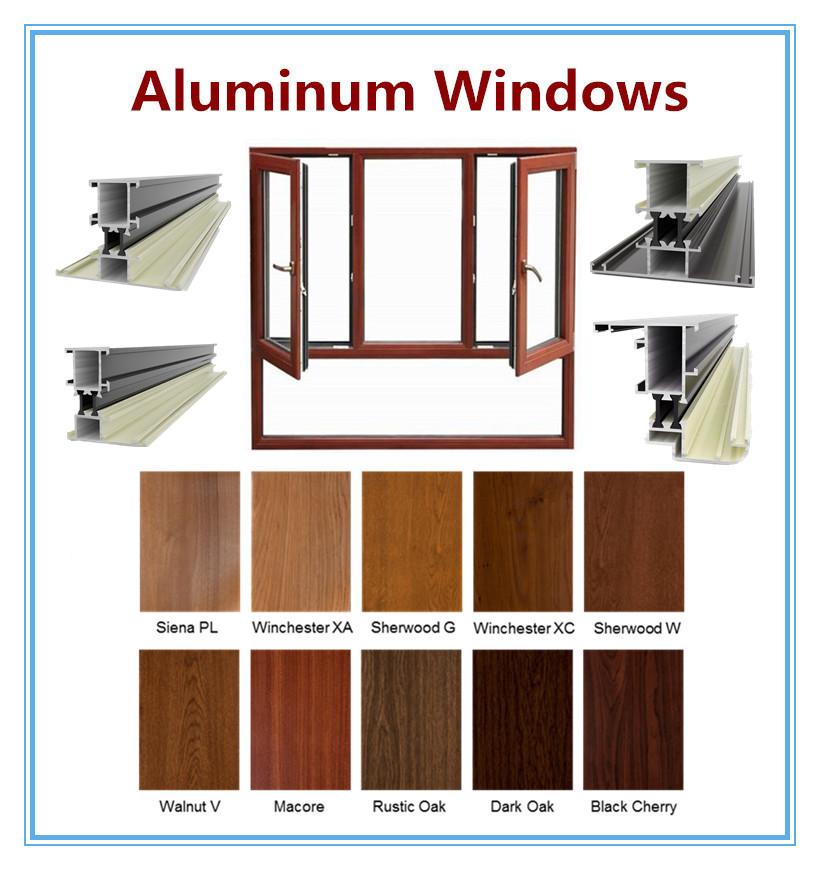 Sliding Alu Glass Roof Frame Profile Aluminium Extrusion