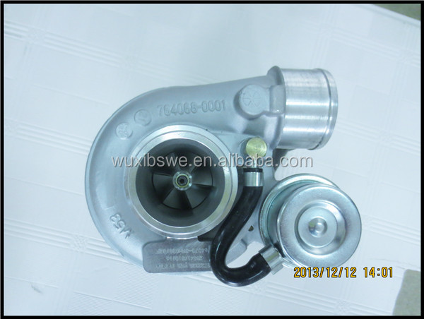 Factory direct sale !!! GT2252S suit for Tata turbocharger 253414510116 764070-3NHC00102F with engine parts