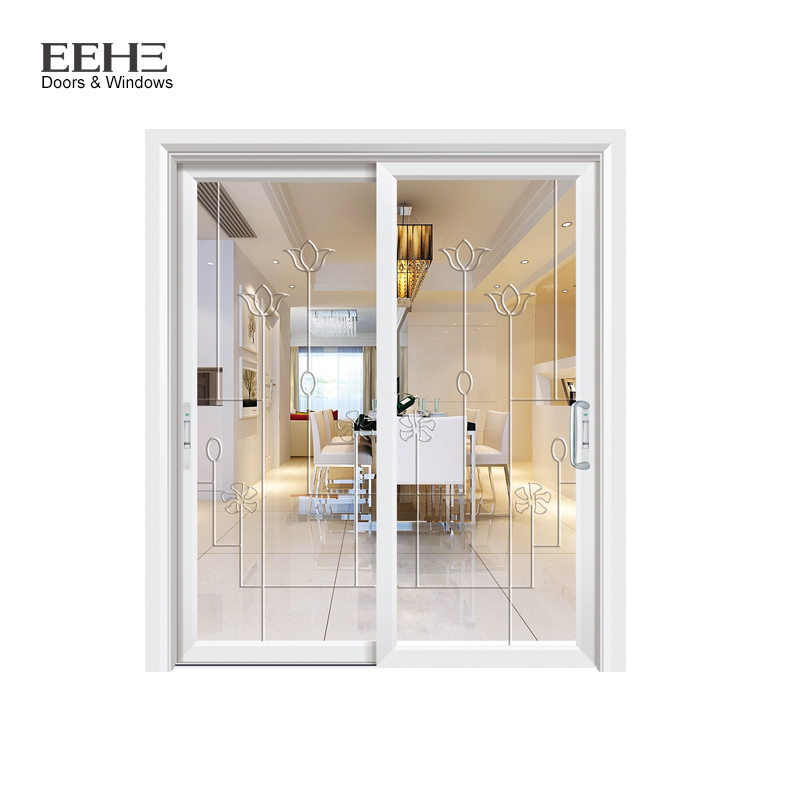 Eehe Company Modern White Aluminum Sliding Door Design In Kitchen Buy Sliding Door Design In Kitchen Modern Aluminum Door White Aluminum Door Product On Alibaba Com