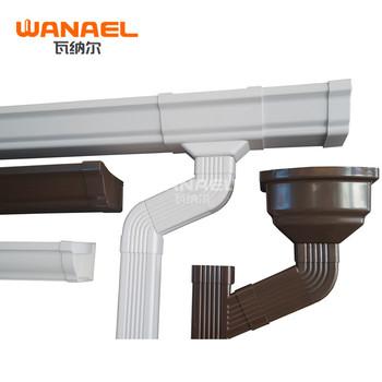100 New Material Wanael Square 5 2inch 7inch Plastic Rain
