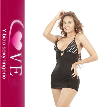 92804c38991 Best Honeymoon Sexy Lingerie Fat Women Nude Night Babydoll Dress ...