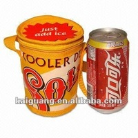 Promotional Single Beer insulated Can Cooler Bag