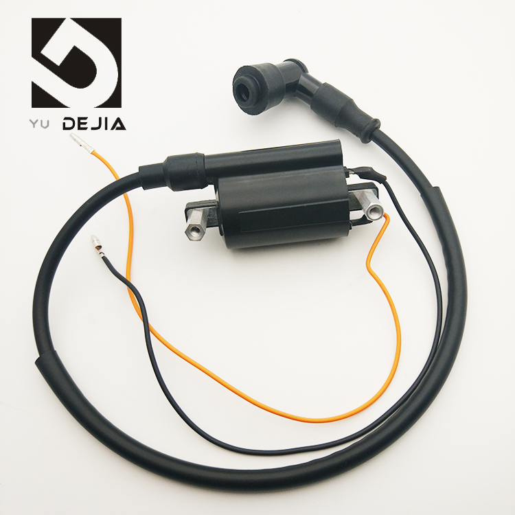 Chinese Factory GS125 Universal Motorcycle Ignition Coil For Motorcycles