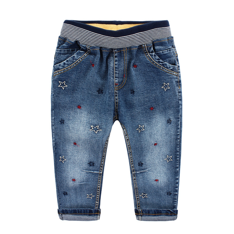 22cb83c0732 Get Quotations · Inwrought Vintage Elastic Boys Jeans Hot Sale Cute Girls  Jeans Nice Gift Baby Boy Pants Jeans