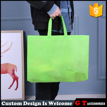 wholesale non woven portable bag for promotion, long shopping bag