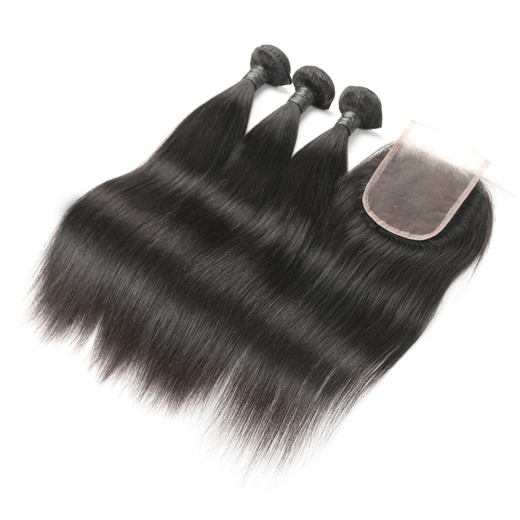 Factory Price 8A 9A Thick Ends Human Virgin Wholesale Brazilian Hair Vendors, Natural black 1b;1#;1b;2#;4# and etc