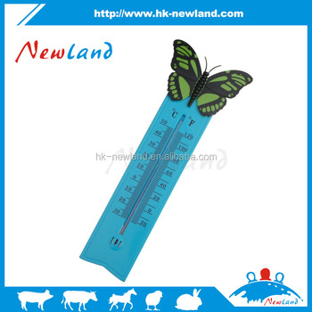 NL508 hot sales new type plastic class thermometer without mercury