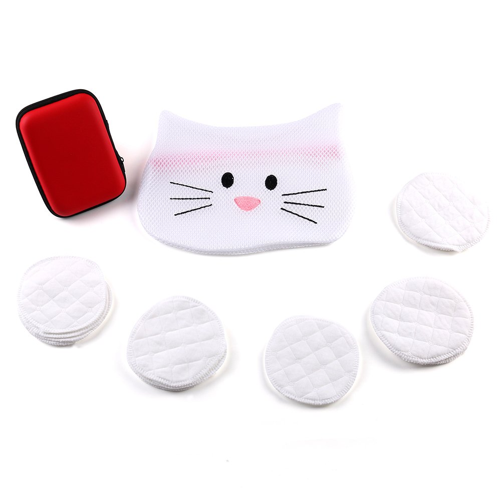 Cheap Nursing Pads Washable Find Deals On Avent Breastpads Ohmycos Breastfeeding Reusable Leak Proof Nipple Breast Baby Stuff Gift Natural Soft Waterproof