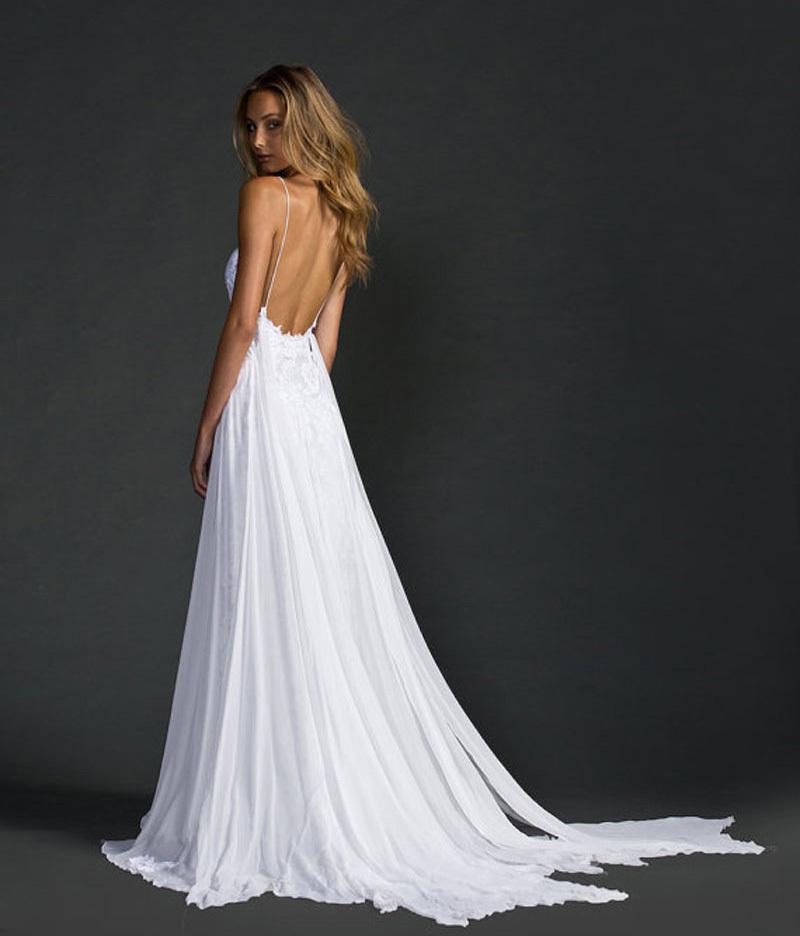 Dance Lace Wedding Dress